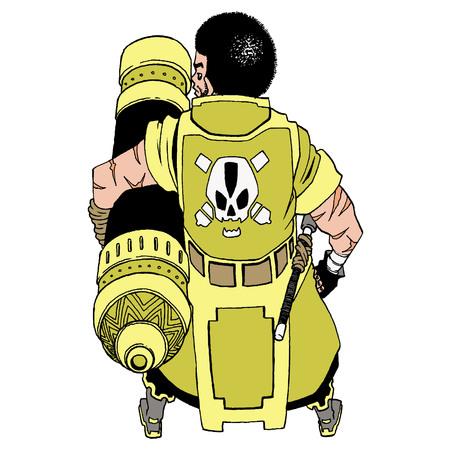 海賊オリジナル キャラクター