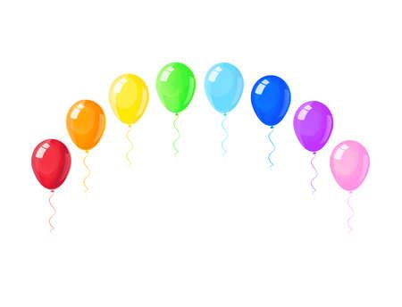 bundle: Balloon Bundle Stock Photo