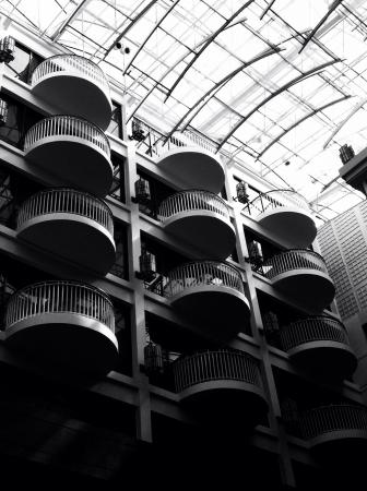 interior: Universal shoot for hotel lobby