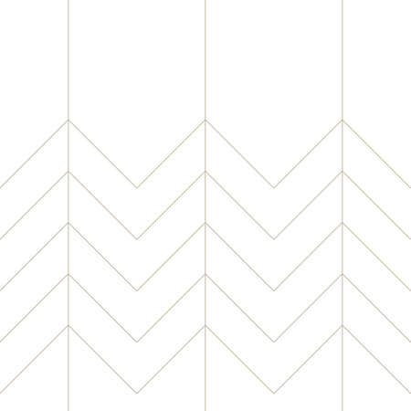 Classic Chevron Geometric Vector Repeated Seamless Pattern, in Neutral Beige / Taupe. Perfect for Weddings, Fabric / Textiles, Decor, Scrapbooking, Wallpaper and Backgrounds Stockfoto - 151147109