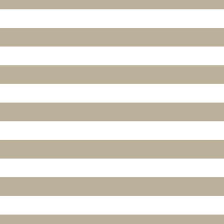 Classic Vertical Striped Geometric Vector Repeated Seamless Pattern, in Neutral Beige / Taupe. Perfect for Weddings, Fabric / Textiles, Decor, Scrapbooking, Wallpaper and Backgrounds Banque d'images - 151147118