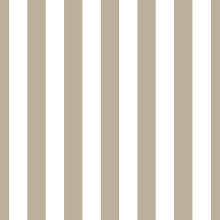 Classic Vertical Striped Geometric Vector Repeated Seamless Pattern, in Neutral Beige / Taupe. Perfect for Weddings, Fabric / Textiles, Decor, Scrapbooking, Wallpaper and Backgrounds Banque d'images - 151147119