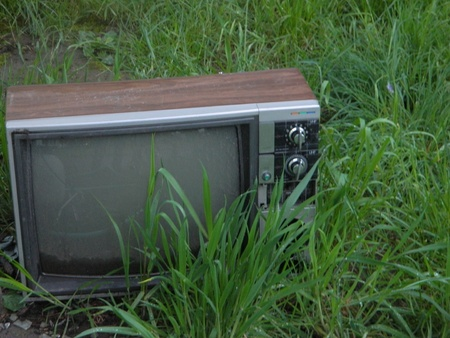TV In A Field photo