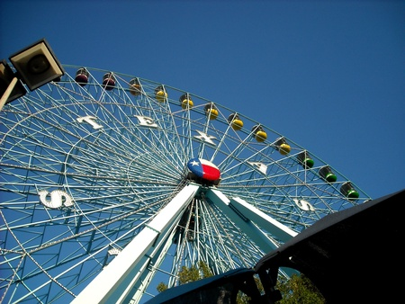 dallas: Texas Ferris Wheel