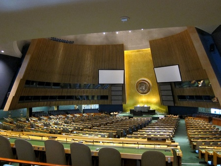 United Nations Assembly Editorial