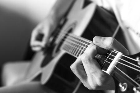 spanish guitar Stok Fotoğraf - 131831674