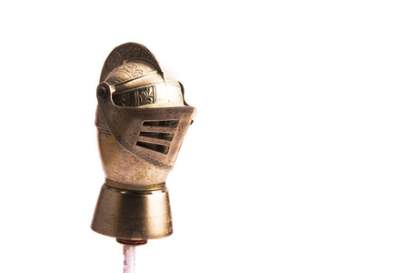 Vintage Knight Shaped Wine Spout