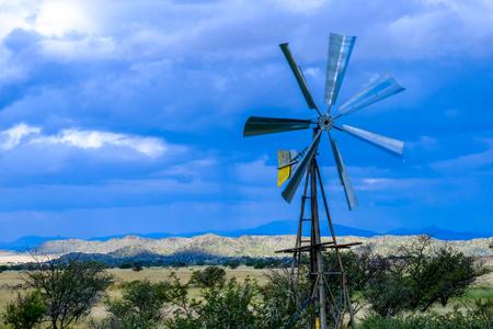 An old windmill Reklamní fotografie - 116078505