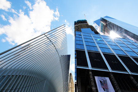 world trade: New World Trade Center Editorial