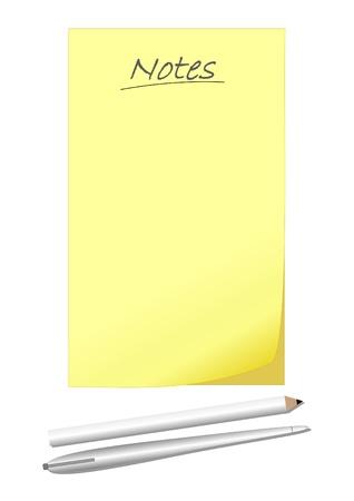 organise: Making notes