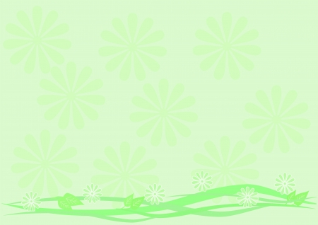 Background green Stock Vector - 16701238