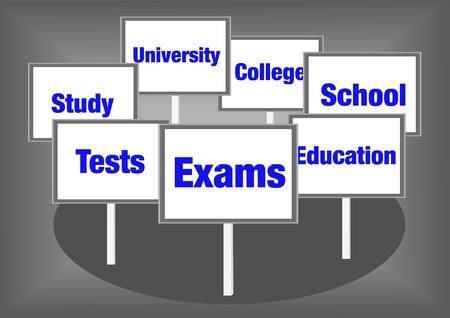 Exams education