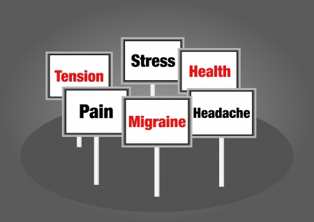 Migraine headache signs