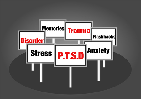 emotional stress: PTSD signs
