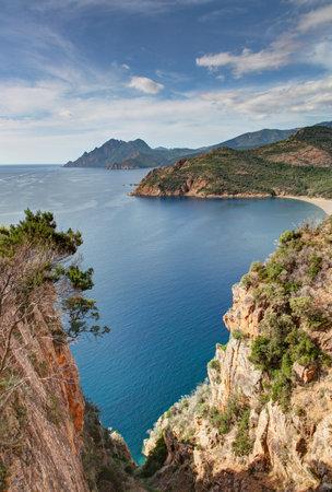 Landscapes of Corsica - From Porto to Calvi