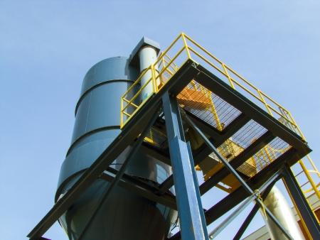 industriële ventilatie Stockfoto