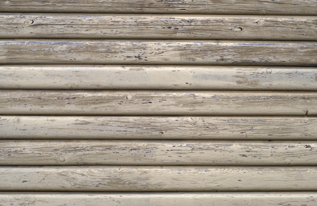 beige painted wood horizontal rough timber textured