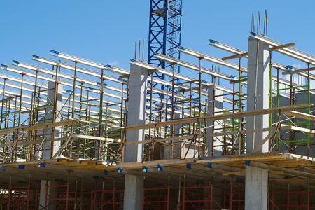 building construction site industry development business structure