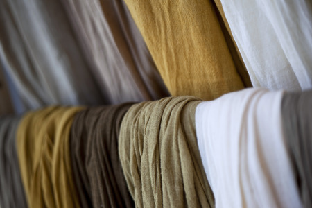 sciarpe: Sciarpe di cotone