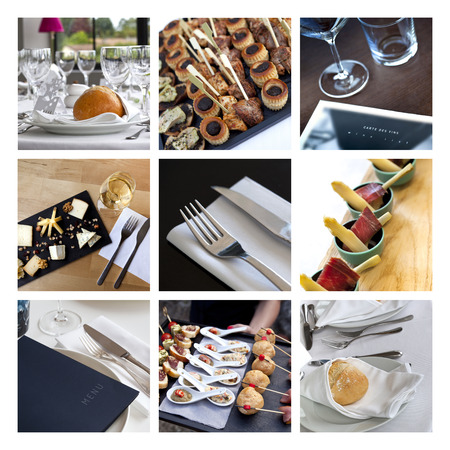Banquets and caterers