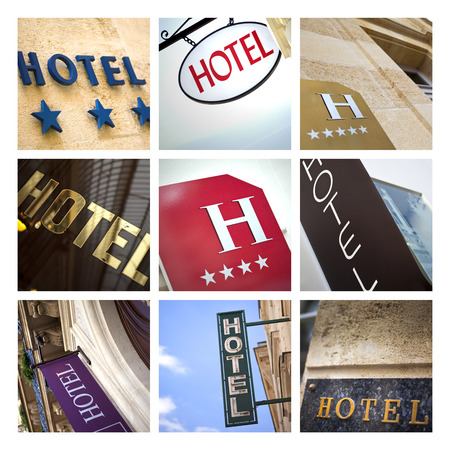 hotel: Hotel collage