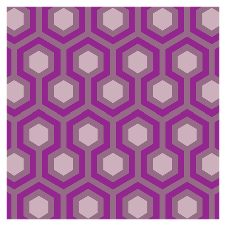 Vector background of seventies colorful wallpaper Banque d'images - 122016083