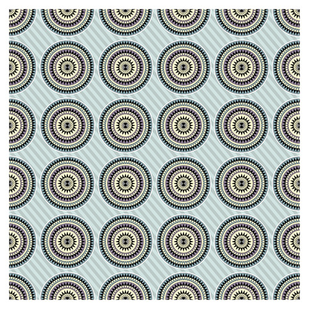 Background of baroque patterns on a wallpaper Banque d'images - 122015667