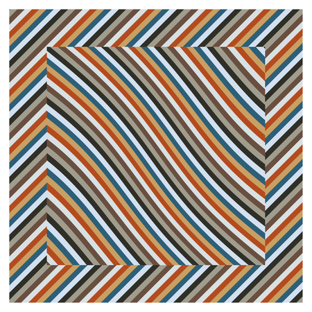 Graphic stripes on a colorful background Banque d'images - 122015347