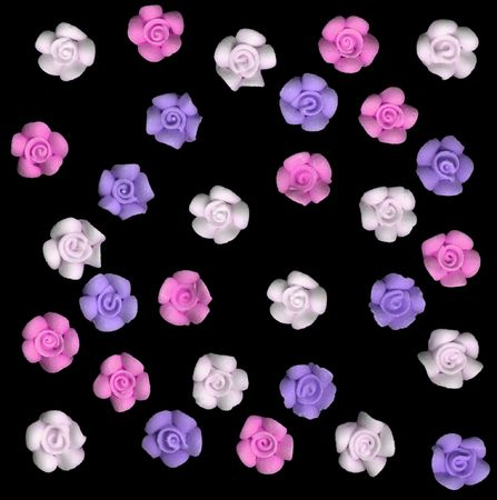 sugar flowers photo
