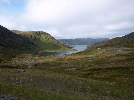 ruggedness: Paesaggio Norvegia settentrionale, Scandinavia