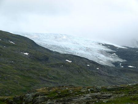 jotunheimen national park: Jotunheimen National Park in Norway Stock Photo