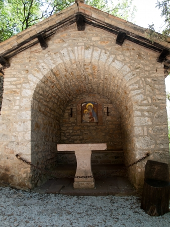 Chapel of Santa Maria delle Carceri-hermitage of St.Francis