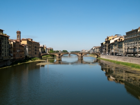 trinita: Ponte Santa Trinita bridge in Florence