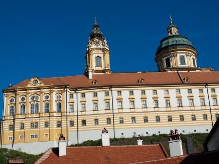 benedictine: Abad�a benedictina de Melk, Austria