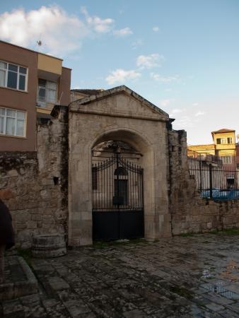 tarsus: Porta alla chiesa di San Paolo a Tarso s