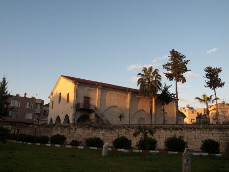 tarsus: View of St Paul s Church in Tarsus