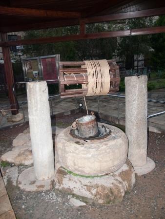 tarsus: Saint Paul Well in Tarsus  in Turkey Stock Photo