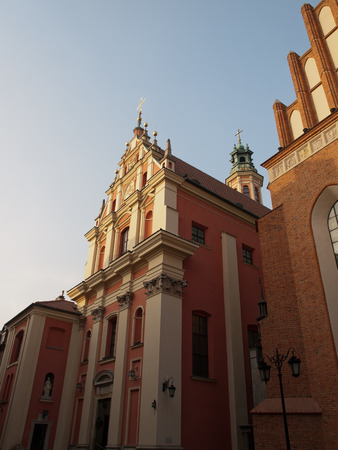 mannerism: Church of the Gracious Mother of God in Warsaw