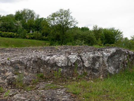 inanimate: Fault line -Inanimate nature reservation Bonarka in Krakow,Poland