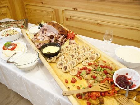 zakopane: Regional dishes from regions of Zakopane in Poland