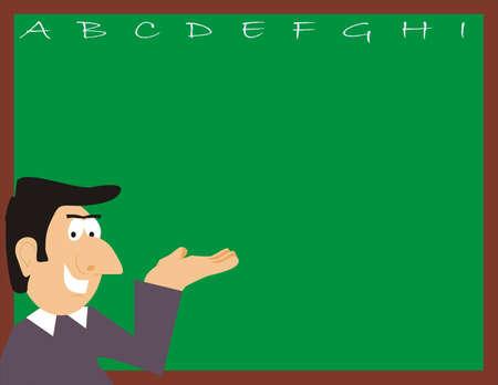 teacher Stock Vector - 6827307