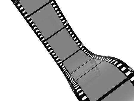 Motion picture film cells