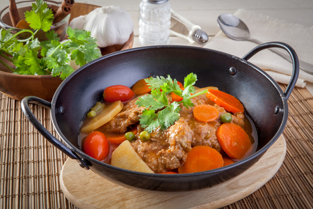 Stew with Vegetable and Pork