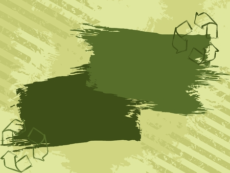 Grungy environmental background Graphics are grouped and in several layers for easy editing. The file can be scaled to any size.