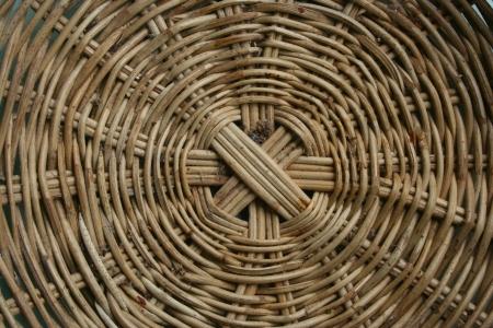 interlace: Basket Background Stock Photo