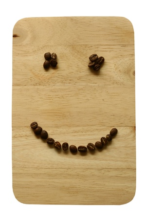 Smile Coffee Beans photo