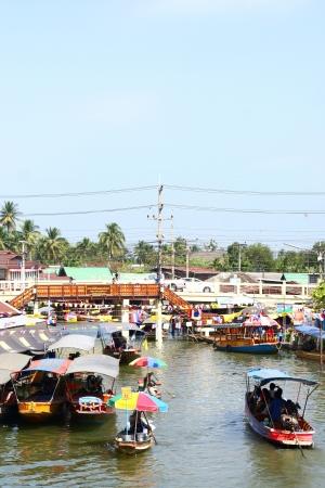 resound: Amphawa Floating Market