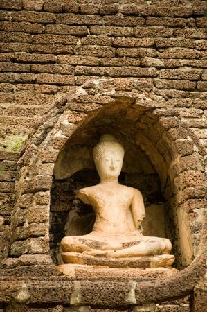 buddha statue  Sukhothai, thailand Stock Photo - 10803324