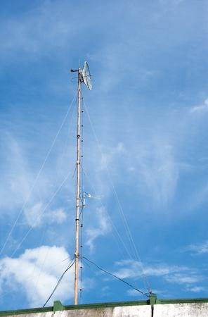 antenna. photo
