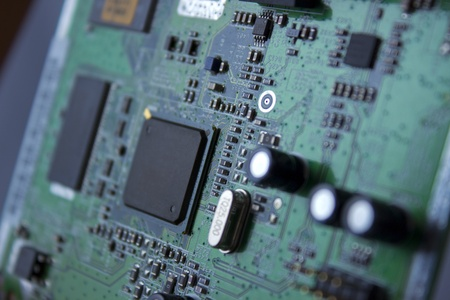 motherboard: Circuit Board